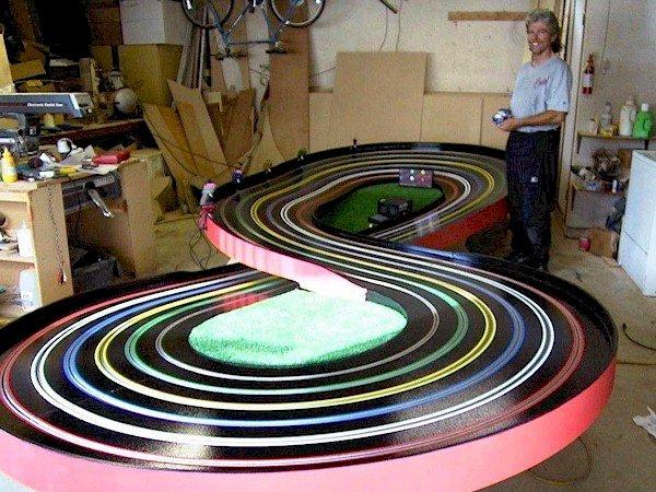 Custom Figure 8 Track